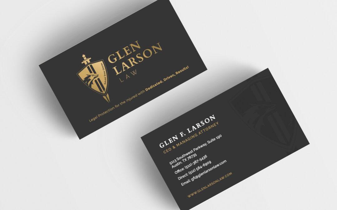 Glen Larson Law